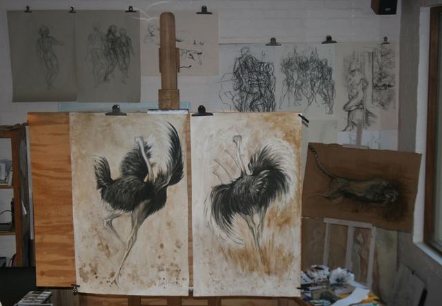 Michelle Pearson Cooper London Studio