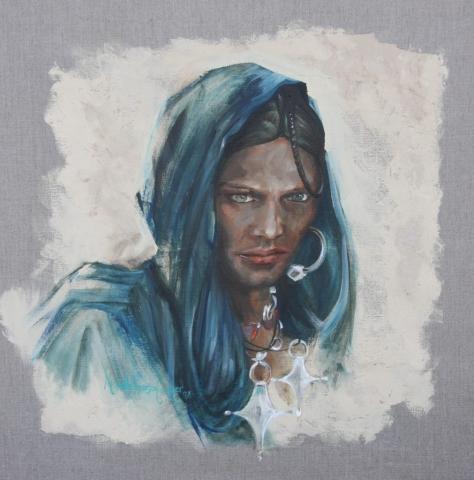 Targuia Painting