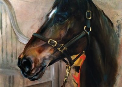 Horse Commissioned