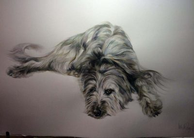 Brodie Watercolour 35 x 45 inches