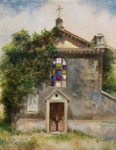 Chapel Ruins Umbria