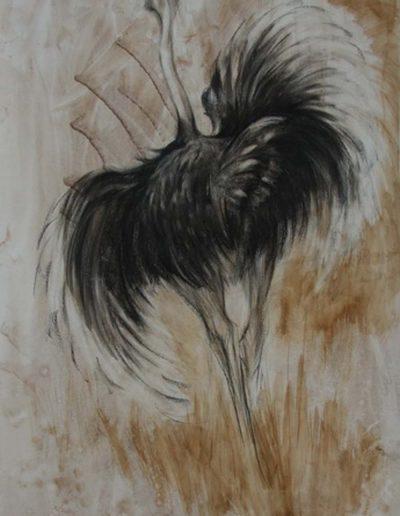 Dancing Ostrich