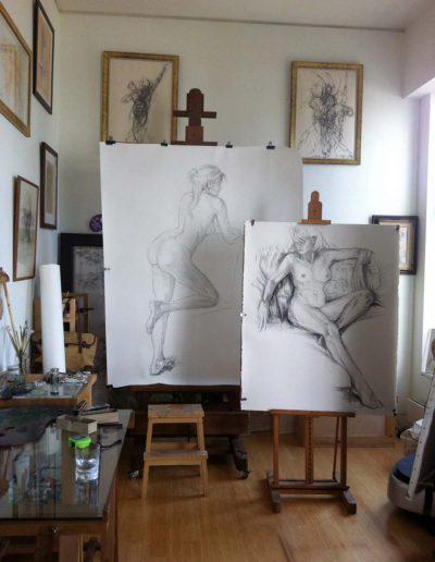 London Studio Drawings